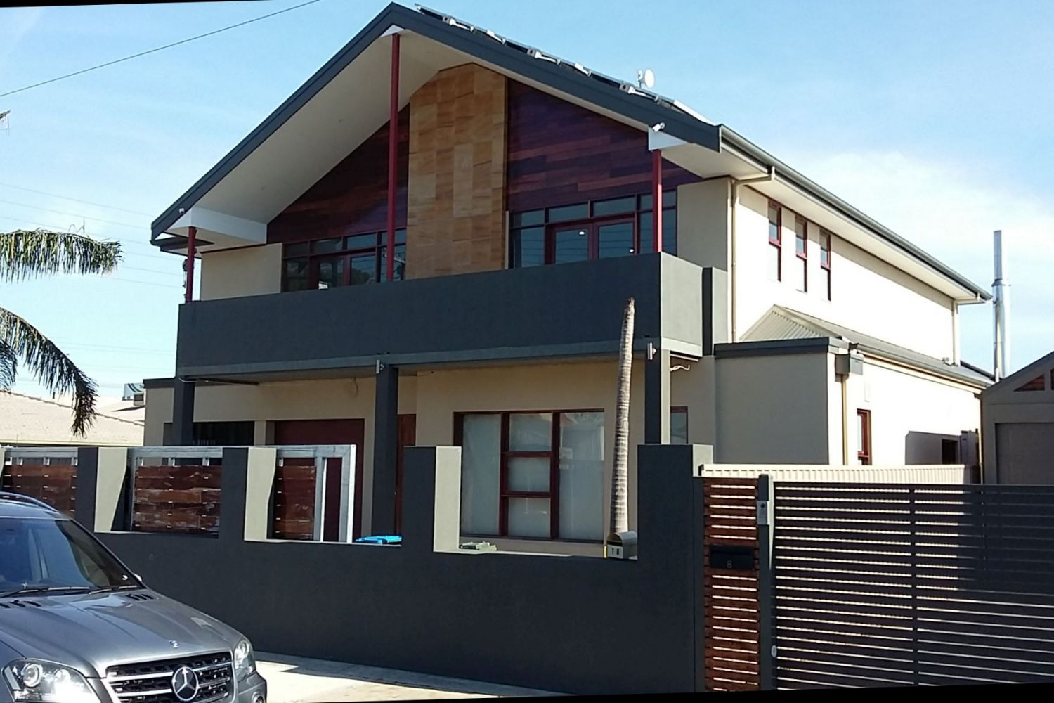 Owner Builder House at Taperoo